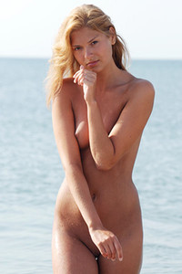 Model Anna Avramovic in Young And Tender 2